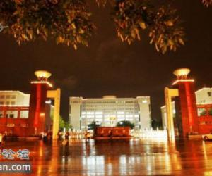 【团结 奋进 求实 创新】新疆大学夜景
