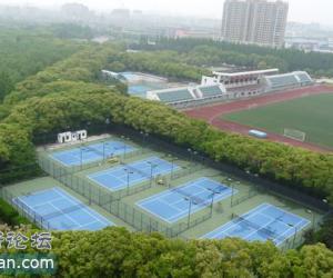 宁波大学校园风光