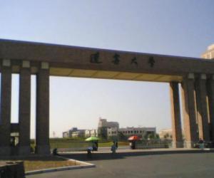 辽宁大学校园美景欣赏