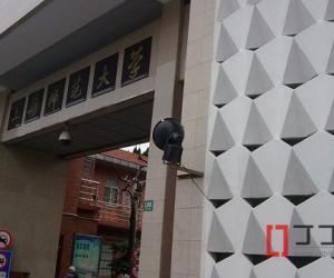院校巡礼:上海师范大学校园美景欣赏