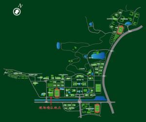南京师大报考点2012年考研报名现场确认流程