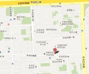 13年中科院报考点中关村考区附近公交线路及宾馆分布情况